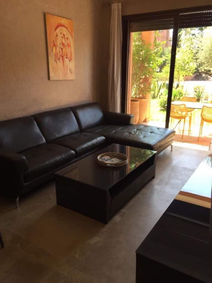 Magnifique Appartement 2p. à Marrakech