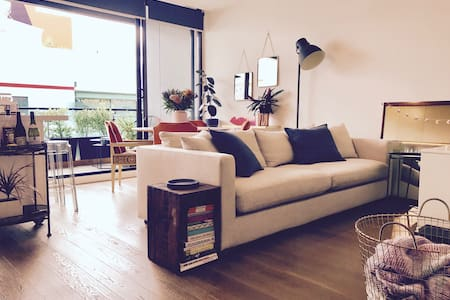 Light, Bright, and Inviting 1 Bedroom Apartment - Brunswick East - Wohnung