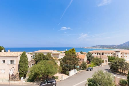 3 bedroom apartment with sea view in Algajola - Algajola
