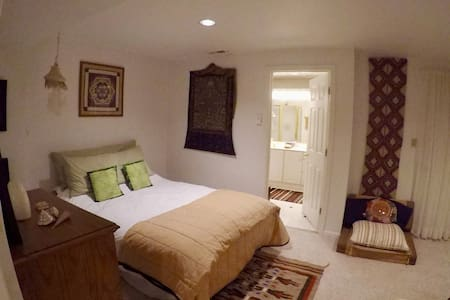 Beautiful private guest suite in Clarksville