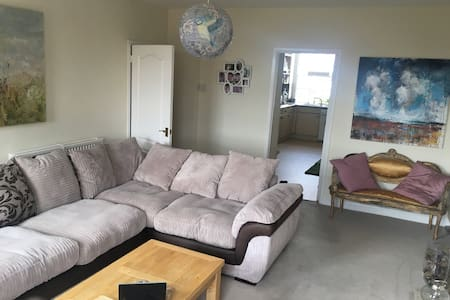 Large 1 bed flat in ideal location - Bristol - Lakás