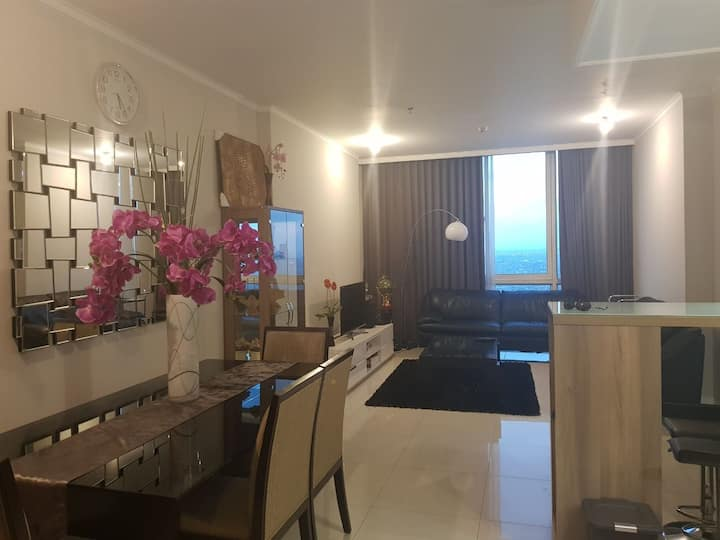 Ciputra World Surabaya Apartment 2 Bedrooms 100 M2