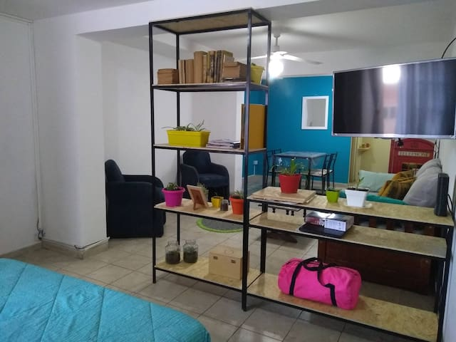 """Indie Home Backpackers""  Monoamb. en microcentro"