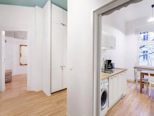 Covez Square - Ein Drei-Schlafzimmer