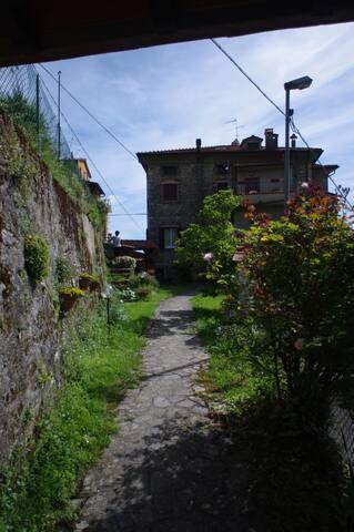 Apartment in a Tuscan farmhouse with Amazing view! - Pietrasanta - Apartment