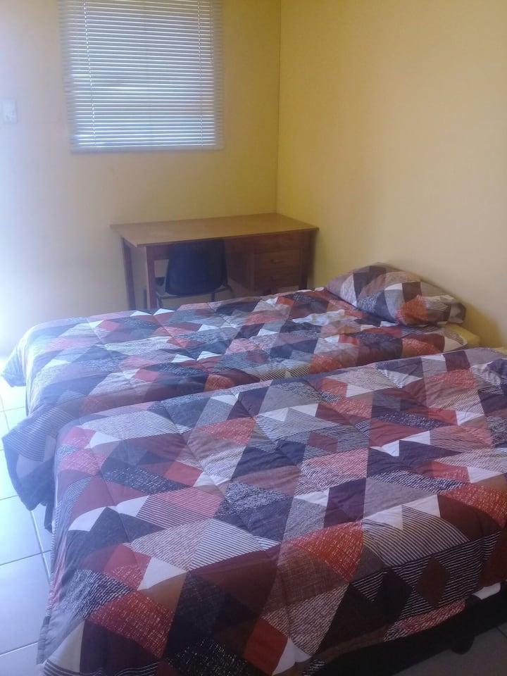 Mosamo Thethe Institute accommodation
