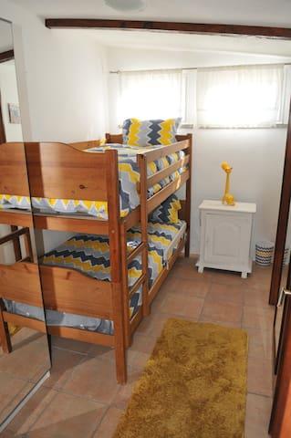 chambre 4 - suite enfants