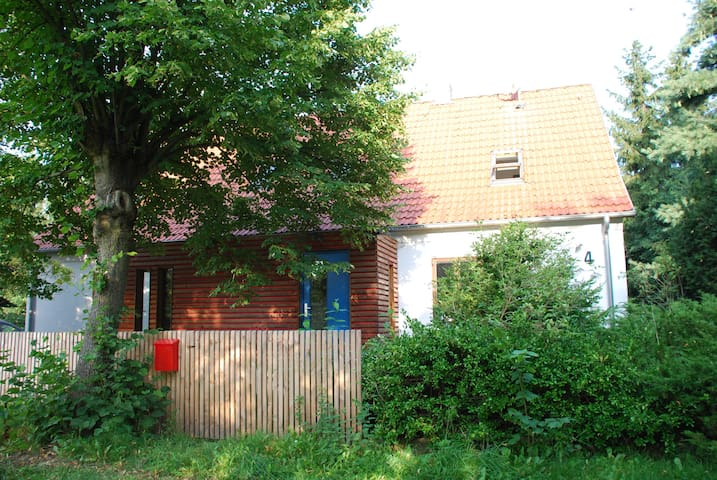 Idylle mit Delle - Reichenow-Möglin - Huis