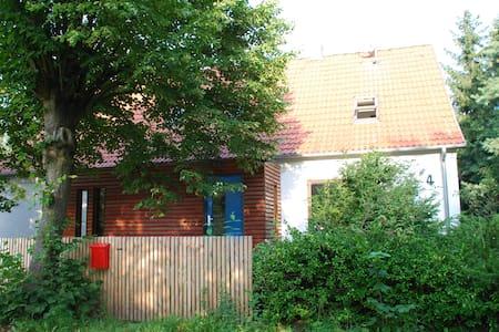 Idylle mit Delle - Reichenow-Möglin - Haus