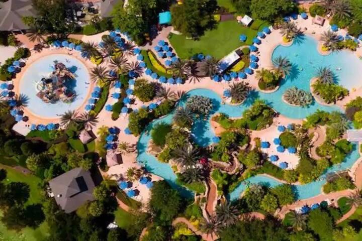 Three-Bedroom Villa At Reunion Resort & Golf Club!