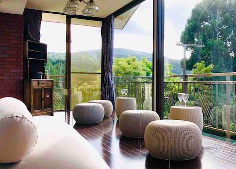 Lakeside Villa with Mt.Fuji View