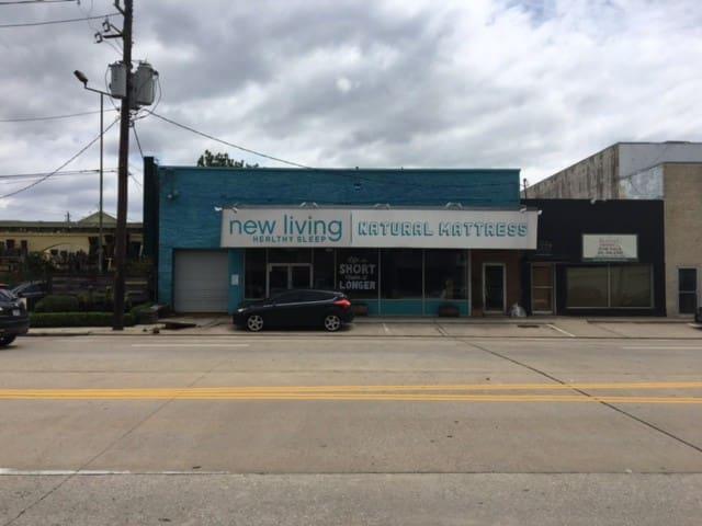 New Living Shelter for Hurricane Harvey Victims