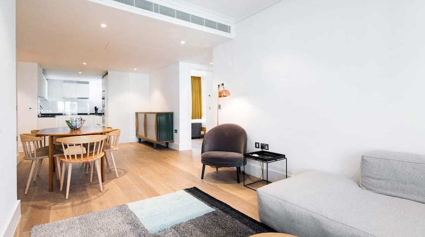 Prince's House, 2 Bedroom in Covent Garden