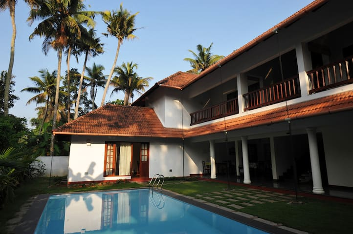 Spectacular Four Bedroom Villa near Cochin airport - Ernakulam - Villa