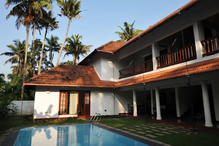 Spectacular Four Bedroom Villa near Cochin airport - Ernakulam
