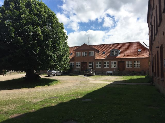 Beautiful historic setting - Viborg