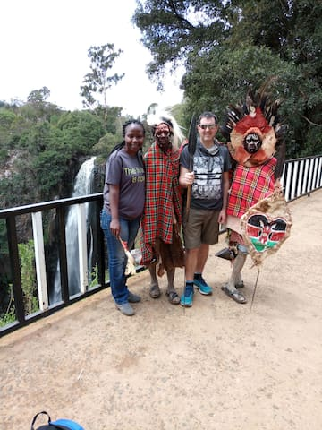 Mary's Homestay - Nakuru - Apartment