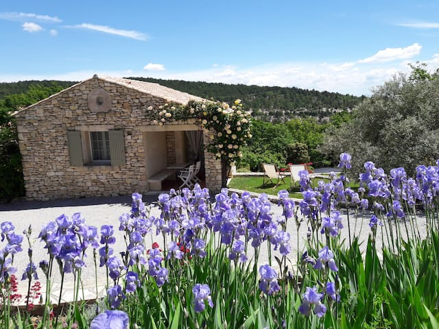Gîte l'Iris à Fontienne