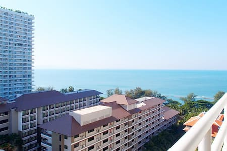 Seaview Cozy Studio VT5C - Muang Pattaya