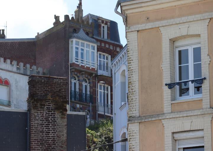 Appartement vue sur le port Villa Suzanne
