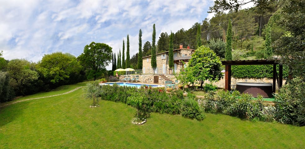 Deal 2016 Tuscany Villa le Capanne with pool