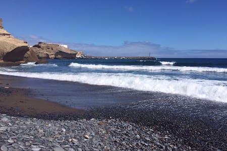Ático, tranquilidad cerca del mar - Las Arenas - Apartament