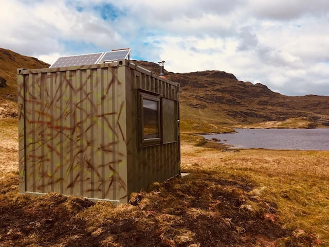 Remote Container Bothy