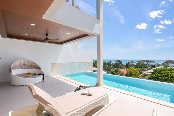 Horizon Villas - 3 BR Private Pool Semi-Detached
