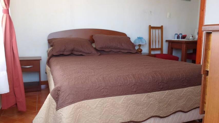 Habitaciones en suite para 2 personas