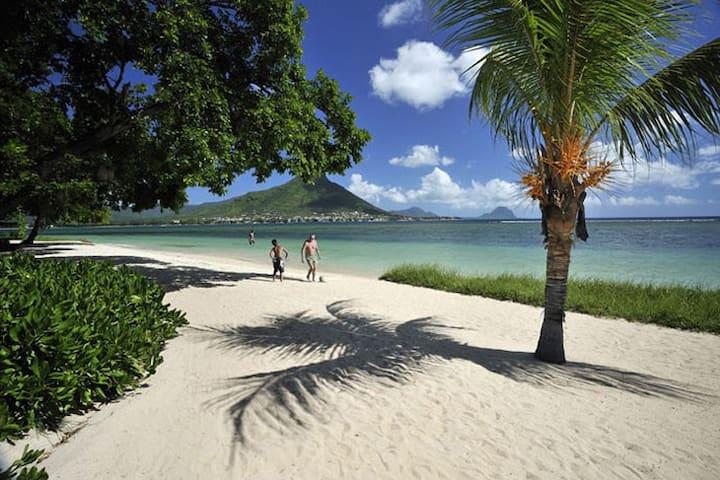 Appart 'Villa Crest' à 10 mins de la plage