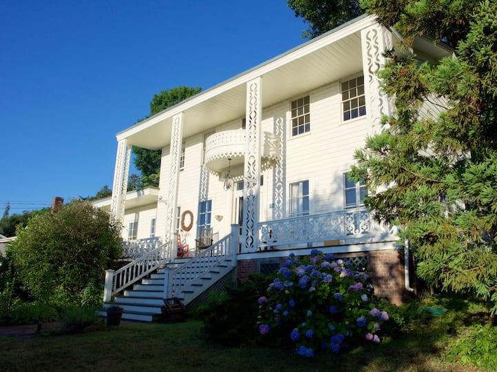 Piermont Landmark House - Garden Suite