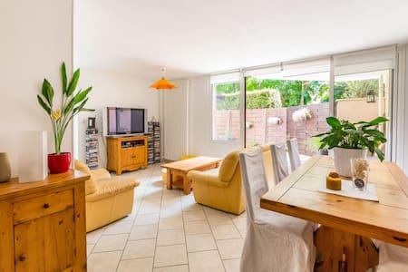 Chambre privée avec petit déjeuner - Champs-sur-Marne - Leilighet