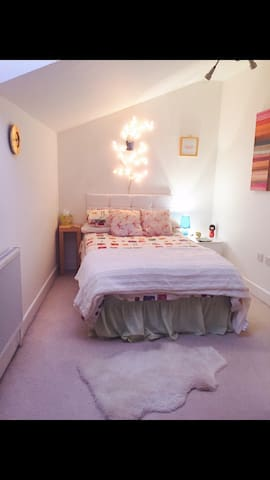 Mill Dbl/en suite, 3rd floor + park - Hebden Bridge - Casa