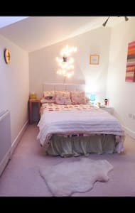 Mill Dbl/en suite, 3rd floor + park - 赫布登布里奇(Hebden Bridge)