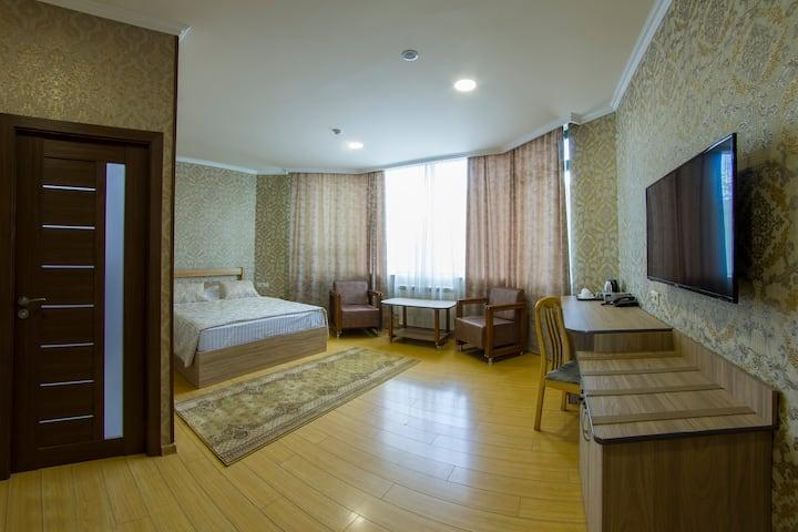 New & nice room in new hotel