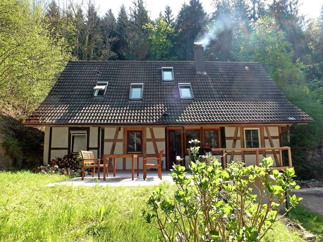 House Leubach for 6 persons in Wolfach