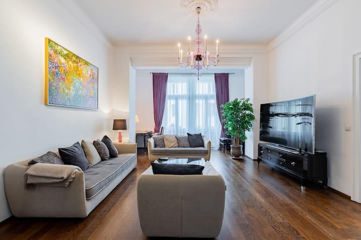 Luxurious 135 m2 Apartment next to Belvedere