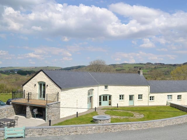 Felin Hedd  ( Peaceful Mill ) view us on Youtube - Ceredigion - Casa
