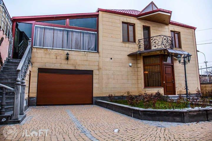 Busabanakan street house (URL HIDDEN) - Yerevan - House