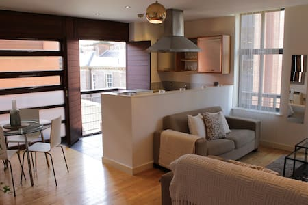 Modern 2 bed apart in l'pool one - Liverpool - Apartment