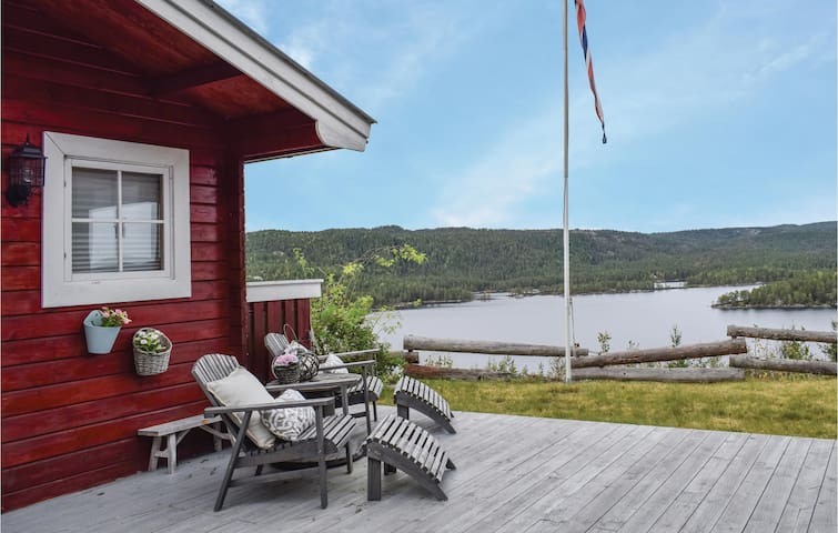 Holiday cottage with 2 bedrooms on 65m² in Vegårshei