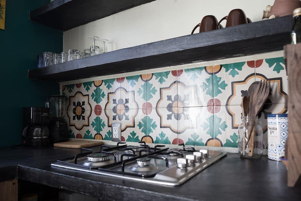 Inspiring Kitchen space
