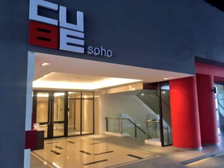 Kediaman selesa Studio House Cube One South
