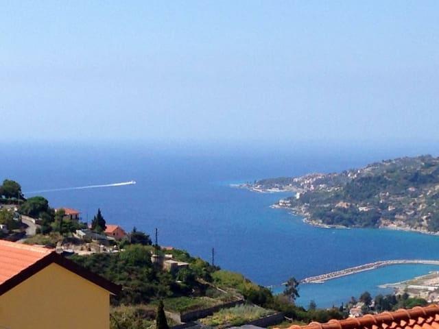 """""""La Colla"""" Riviera dei Fiori - Hills of Sanremo - Санремо"""