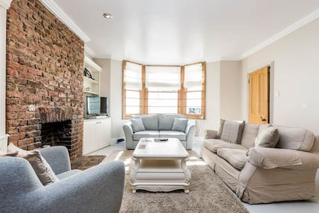 Fantastic Newly Refurbished 1 Bed Garden Flat W12 - Apartment