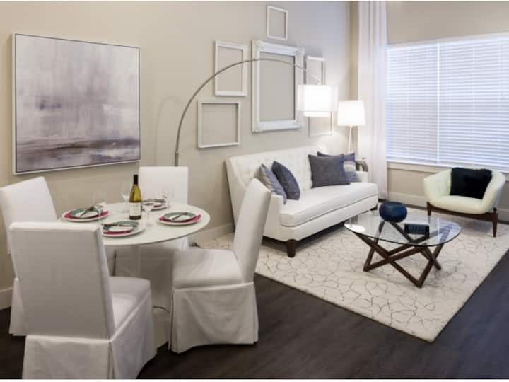 Entire apartment for you | 1BR in Dallas