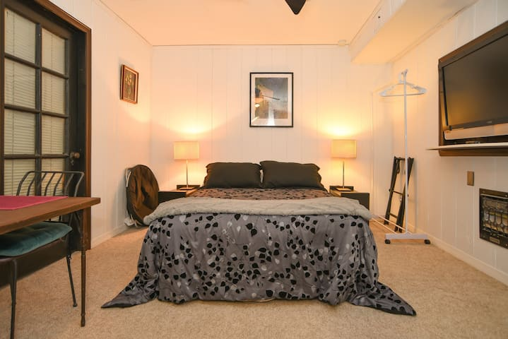 Studio Suite in Midtown KCMO - Kansas City - Huis