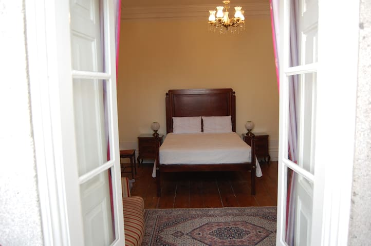 Suite at the charming XIX century house
