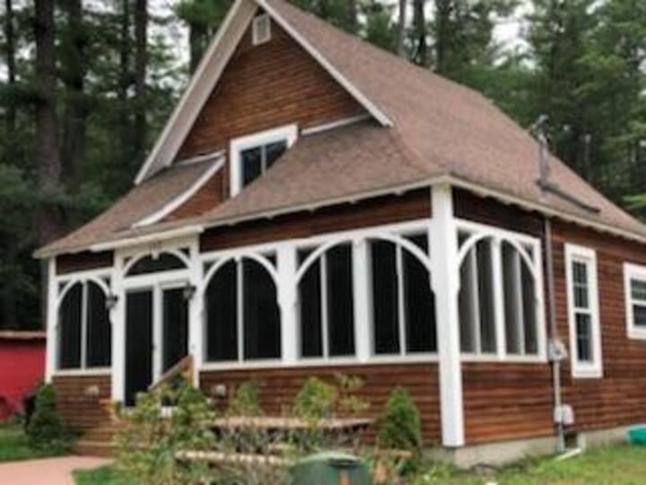 Waterfront Home on Silver Lake in Belmont, NH (KIL103W)