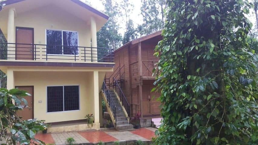 Estate stay experience in Suntikoppa , Coorg - Suntikoppa - Dom